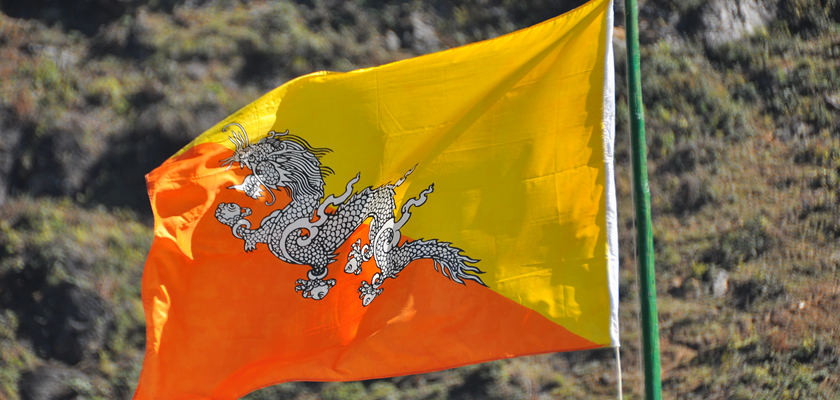 National Symbols Of Bhutan Joyful Bhutan Tours Treks
